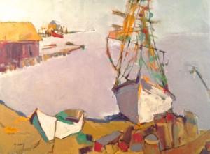 Seafaring Town